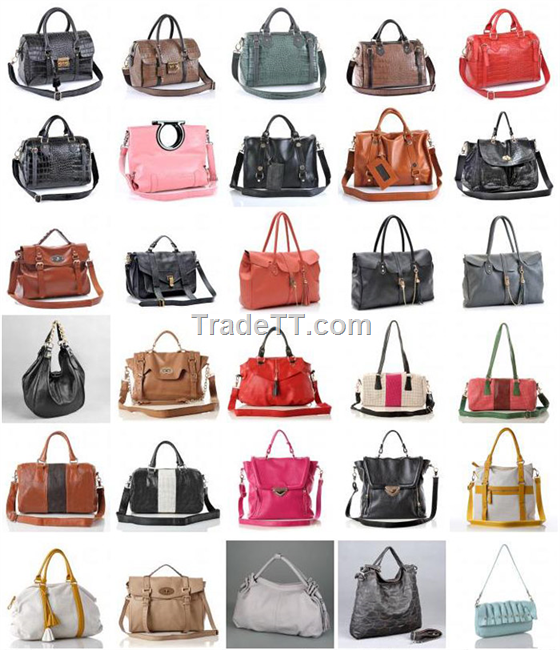 High Quality 100 Real Leather Handbags Supplier