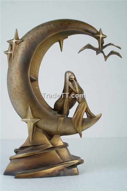 Moon Sculpture China Moon Sculpture Supplier Factory