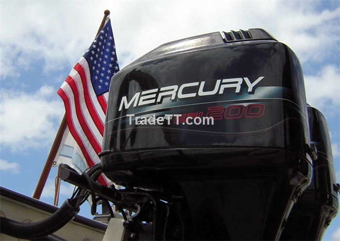Mercury Outboard Motor 200 Hp Used Outboard Motors For
