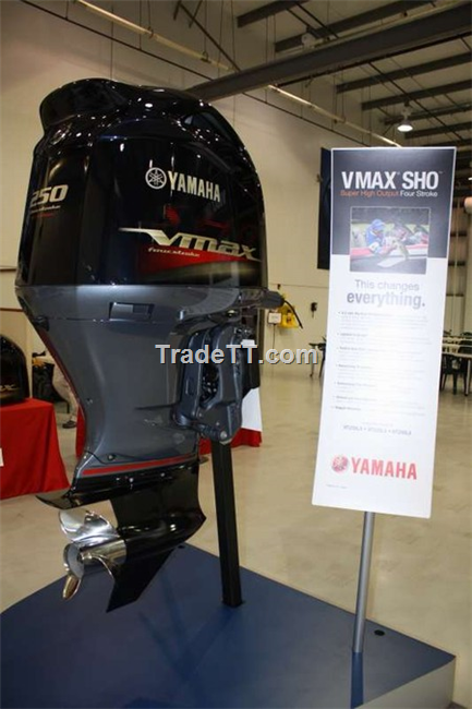 Yamaha outboard motor 250 hp used outboard motors for for Yamaha 250 boat motor for sale