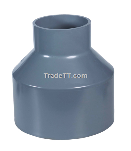Pvc pipe reducer china supplier factory