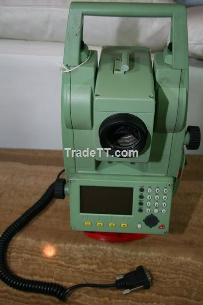 Leica Tcr803 Power 3 U0026quot  Total Station Prismless