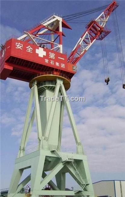 Jib Cranes Suppliers : Jib crane china supplier factory wuxi dali