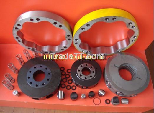 Poclain Ms18 Mse18 Ms25 Ms35 Ms50 Radial Piston Motor