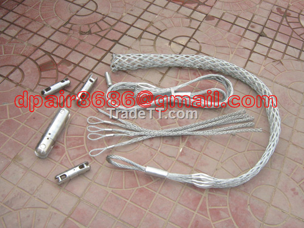 Chinese CABLE GRIPS/Splicing Grips/Wire Mesh Grips,CABLE GRIPS ...