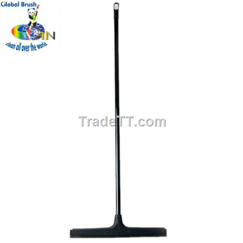 HQ0023 Home Plastic Floor Squeegee,water Remover W/ Long Metal Handle