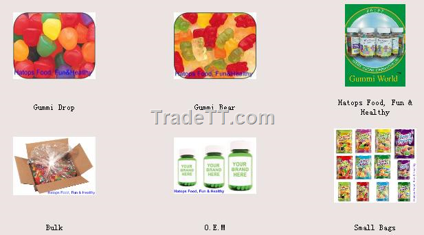 Chinese Probiotic Gummy Candy,Probiotic Gummy Candy