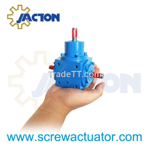 small right angle gearbox 1 1 ratio - China small right