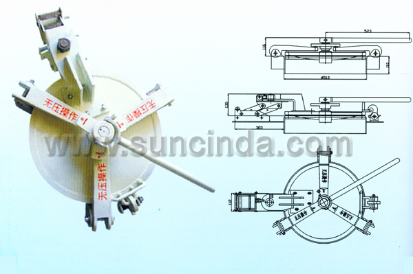 Tank Trailer Components : Bulk tank parts sales high quality china truck