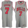 Chicago Bulls Jerseys : adidas Chicago Bulls 7 Ben Gordon Ash Glacier...